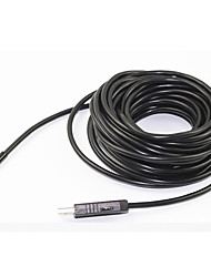 cheap -5M 7mm Lens 6LED  Endoscope IP67 USB Borescope Tube Camera Snake