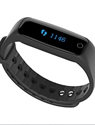 Smart Bracelet Water Resistant / Water Proof Message Control Activity Tracker Sleep Tracker Timer Bluetooth4.0 No Sim Card Slot
