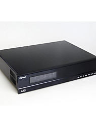 "Egreat A10 4K Bluray 3.5"" HDD Media Player with BD/DVD Menu And Movie Poster And Cover Automatically Matching"