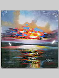 cheap -IARTS®Abstract colorful Landscape Scenery Oil Painting Home Decoration