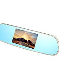 Фабрика OEM A5 Allwinner 1080p Автомобильный видеорегистратор 5 дюймов Экран NT99141 Даш Cam
