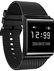 abordables -Montre bluetooth intelligente x9 plus Android compatible avec Android ios pression artérielle pression sanguine charge rapide en oxygène