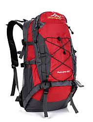 40 L sac à dos Chasse Escalade Sport de détente Cyclisme/Vélo Camping & Randonnée Voyage EcoleEtanche Zip étanche Respirable Résistant à