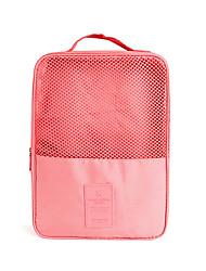 Waterproof Shoe Bags & Boxes for Nylon Pink Purple Burgundy