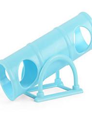 Rongeurs Roues d'exercice Plastique Bleu