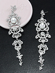 los pendientes de la novia ovaljewelry borlas / crossover / bohemia estilo elegante