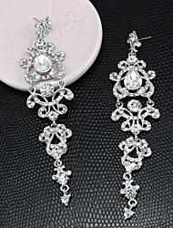 abordables -los pendientes de la novia ovaljewelry borlas / crossover / bohemia estilo elegante