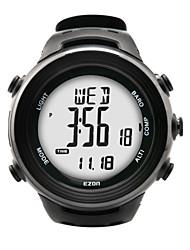спортивные часы мужчины моды случайные высотомер барометр компас часы Relogio Ezon h011e11 Мужчина для