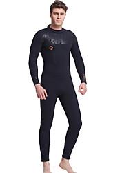 Dive&Sail Homens Mulheres 5mm Mergulho Skins Macacão de Mergulho Longo Prova-de-Água Térmico/Quente Secagem Rápida Resistente Raios
