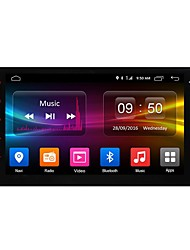 baratos -7 Polegadas 2 Din 1024 x 600 Android6.0 DVD Player Automotivo para Universal DAB - MPEG4 MP3 JPEG MP4 JPG GIF PNG TXT PDF