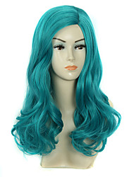 Dolly Style Cheap Cosplay Wigs New Style Synthetic Lolita Anime Wig light Green Hair Wig Heat Resistant Wig