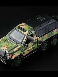 economico -Veicoli a molla Camion militare Originale Auto Metallo Da ragazzo Giornata universale dell'infanzia Regalo Action & Toy Figures Giochi