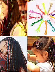 cheap -Hair Bands Hair Accessories Polyester Wigs Accessories Women's pcs cm Daily Classic High Quality