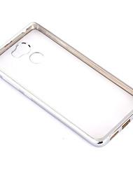 Pro Galvanizované Ultra tenké Carcasă Zadní kryt Carcasă Jednobarevné Měkké TPU pro XiaomiXiaomi Redmi 4 Prime Xiaomi Redmi 4 Xiaomi