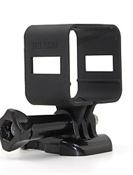 cheap -TELESIN Protective Frame Housing Case for Polaroid Cube , Compatible tripod for Most Go Pro Accessories