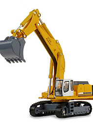cheap -Toy Cars Toys Construction Vehicle Excavator Toys Retractable Excavating Machinery ABS Plastic Metal Classic & Timeless Chic & Modern 1