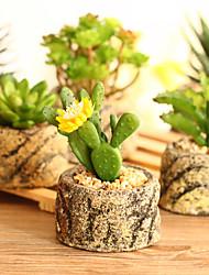 Design is random 1 Branch Tabletop Flower Artificial Flowers