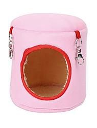 cheap -Hamster Cotton Beds Blue Pink