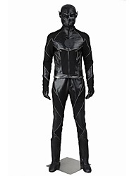Superhéros Cosplay Costume de Cosplay Pour Halloween Costume de Soirée Bal Masqué Cosplay de Film Manteau Pantalon Gants Masque Bottes