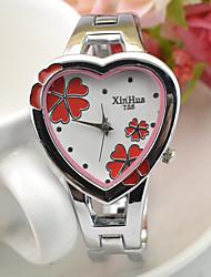 abordables -Hombre Reloj Deportivo / Reloj de Pulsera / El reloj mecánico Gran venta Aleación Banda Encanto / Casual / Moda Múltiples Colores