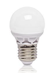E26/E27 LED kulaté žárovky G45 12 lED diody SMD 2835 Chladná bílá 262lm 6500K AC220V