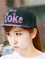cheap -Women's Cute Party Cotton Sun Hat Baseball Cap Print