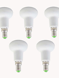 E14 LED Par Lights R39 10 leds SMD 2835 Decorative Warm White Cold White 450lm 3000/6500K AC 220-240V