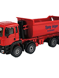 Toy Cars Toys Construction Vehicle Retractable Truck ABS Metal Alloy Plastic Metal Kids Boys' Girls' Christmas Birthday Children's Day