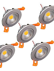 LED Ceiling Lights 1 High Power LED 300-330 lm Warm White Cold White 3000 6000 K Dimmable Decorative AC 220 V