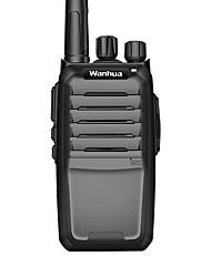 Wanhua w3600 коммерческий профессиональный беспроводной рацию 6w УВЧ 403-470mhz