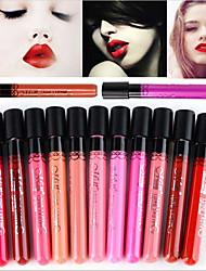 cheap -1Pcs Makeup Tint Liquid Matte Lipstick Velvet High Quality Waterproof Long Lasting Lip Gloss Sexy Make Up Cosmetic