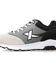 billiga Sport och friluftsliv-X-tep Herr Sneakers EVA Löpning Slitsäker Syntetiskt Microfiber PU Grå / Röd