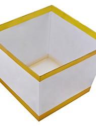 Недорогие -Праздничная лампа плавающая вода квадратная фонарь бумага фонари желая фонарь lloating candle