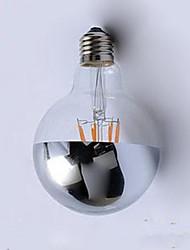 economico -E26/E27 Lampadine LED a incandescenza G95 4 leds Illuminazione LED integrata Decorativo Bianco caldo 400lm 2700K AC220V