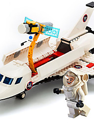Building Blocks Toys Aircraft High Quality Cool 294 Pieces Birthday Carnival Children's Day Gift
