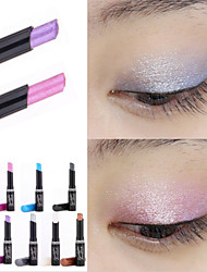 cheap -1Pcs  Brand  Eyeshadow Stick Music Flowers Single Colors Golden Luminous Eye Shadow Cosmetic Eyes Cream Pen
