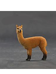 cheap -Action Figures & Stuffed Animals Toys Horse Lion Sheep Zebra Bear Animal Polar bear Animals Novelty Simulation Boys' Girls' Pieces