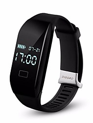 cheap -Smart Watch Touch Screen Heart Rate Monitor Calories Burned Pedometers Distance Tracking Anti-lost Message Control Camera Control Long