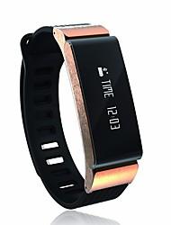 yyw6 intelligente braccialetto / orologio smart / attività trackerlong standby / contapassi / monitor della frequenza cardiaca / sveglia /