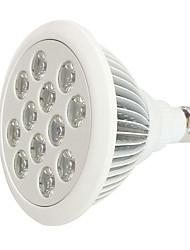 cheap -800 lm E27 Growing Light Bulbs 12 leds High Power LED Red Blue AC 85-265V
