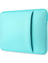 cheap -11.6 13.3 14.1 15.6 inch Candy With Side Pocket Laptop Cover Sleeves Shockproof Case Dell/Hp/Sony/Surface/Ausa/Acer/Samsun etc