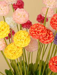 1pc High-grade Fake Dry Flower Lavender Head Tabletop Flower