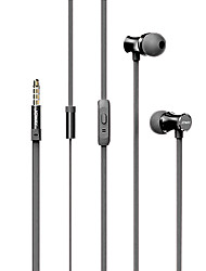 Joway HP28 In-Ear Earphone 3.5mm Interface with Remote and Mic Wire Control Headset for Smartphones  / Music player