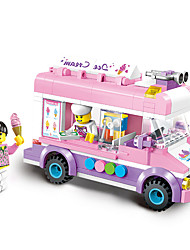 cheap -ENLIGHTEN Toy Car / Building Blocks 213pcs Car / Ice Cream Creative / Lovely Elegant & Luxurious / Glamorous & Dramatic / Cartoon Girls'