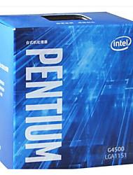 Недорогие -Intel Процессор центрального процессора Пентиум G4500 2 Cores 3.5 LGA 1151