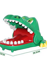 economico -Scherzi giocattolo Giocattoli Originale A pelle di coccodrillo Cartone animato Fantastico 1 Pezzi Giornata universale dell'infanzia Regalo