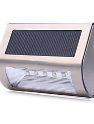 Solar Powered 5 LEDs Wall Light  Outdoor Security Lights Sensor Lights
