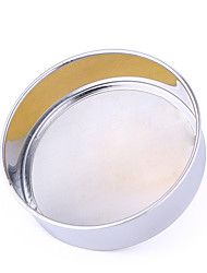 1 Pcs Stainless Steel 5.9 Inch Fine Mesh Flour Sifter For Bread Cake Creative Kitchen Gadget High Quality