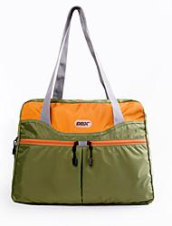 Travel Bag Mini Shoulder Bag Waterproof Foldable Travel Storage for Clothes Fabric Nylon / Men's Unisex Travel Outdoor