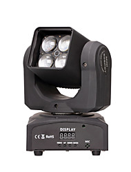 cheap -U'King® 80w RGBW 4 in 1 LED Moving Head Stage Effect Light 14/ 16CH DMX Sound Modes 1pcs